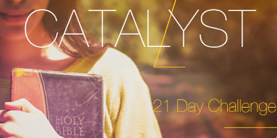 catalystBibleReading