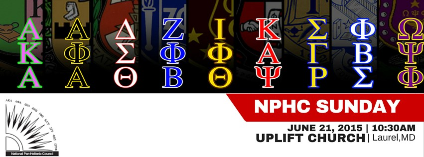 NPHC Sunday Facebook